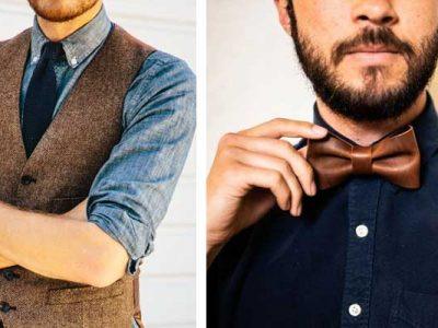 پاپیون و کراوات من استایل