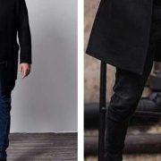 راهنمای انتخاب شلوار مردانه برای افراد چاق و لاغر_ من استایل