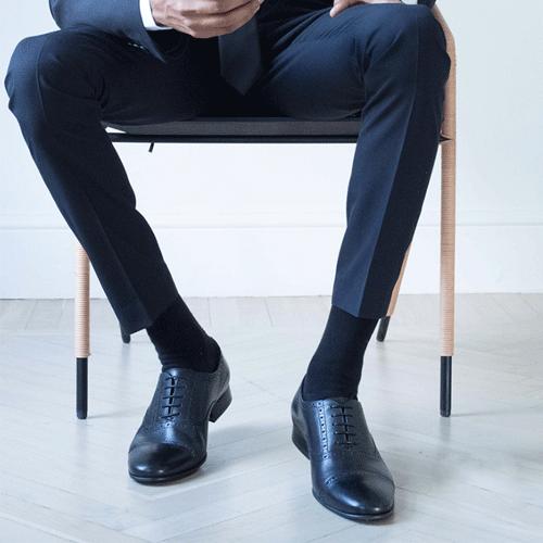 قوانین ست کردن رنگ کفش با کت و شلوار
